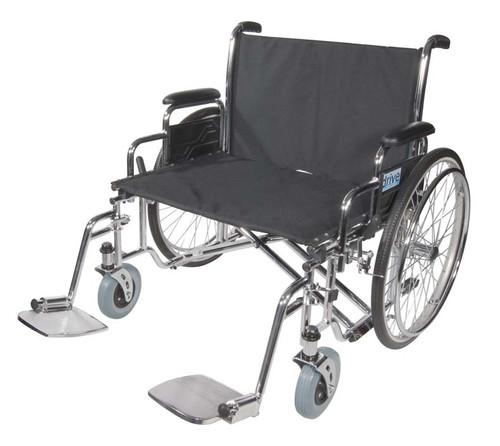 Drive Sentra EC Heavy Duty Extra Wide Wheelchair