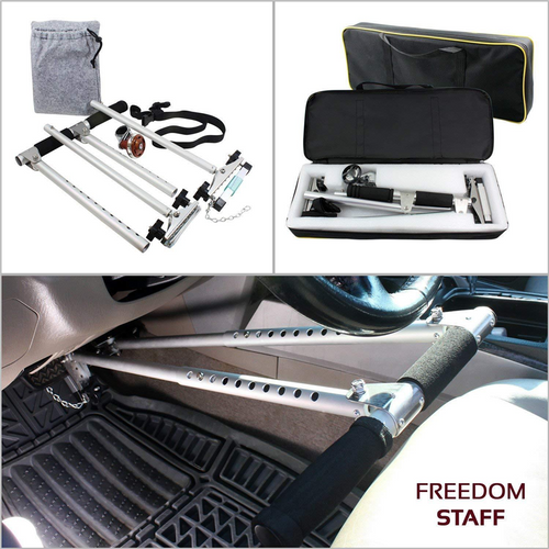 Freedom Staff 2.0 Drive Assist Portable Hand Controls For Cars