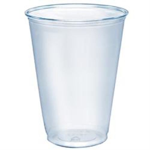 Solo Ultra Clear Drinking Cup, 10 oz.