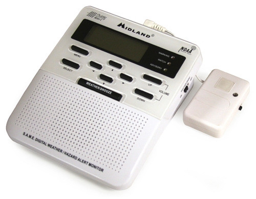 WA100 Weather Radio Alert Kit