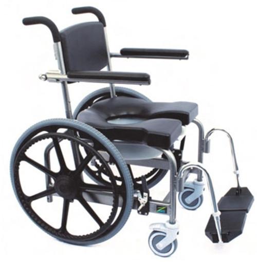 JAZ-SP Rehab Shower Commode Chair