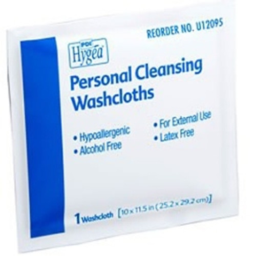 Professional Disposables Hygea Personal Wipe 3