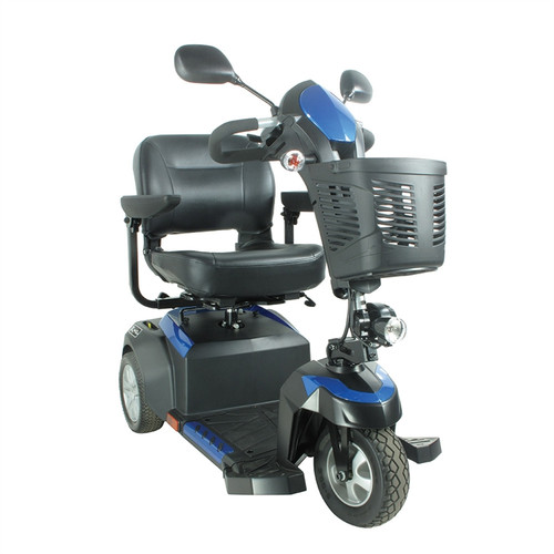 """Ventura 3 Wheel Standard Scooter with 18"""" Captain's Seat"""