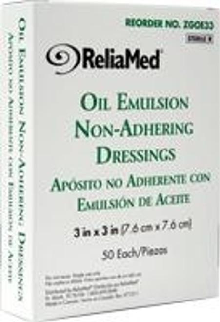 ReliaMed Oil Emulsion Dressing