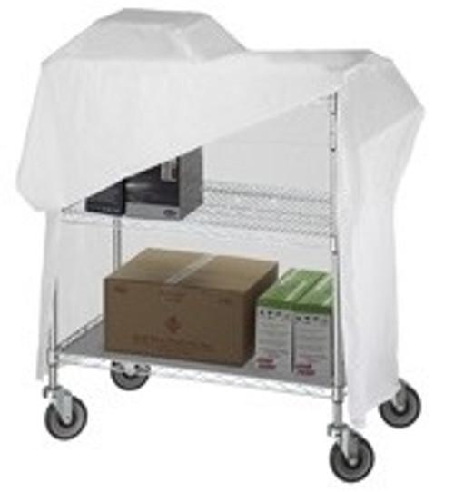 Linen Cart Nylon Cover 18x36x53