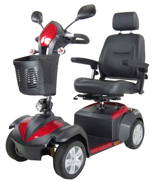 """Ventura 4 Power Scooter with 20"""" Captain's Chair"""
