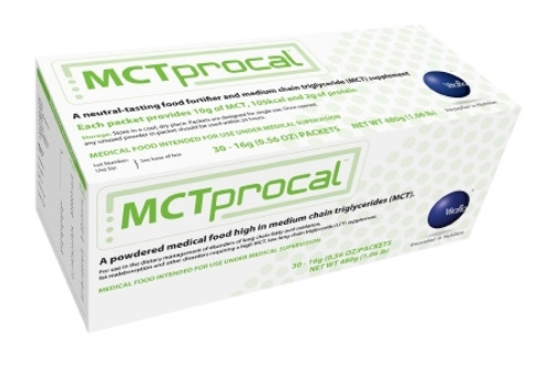 MCT Medical Food Vitaflo MCT Procal Neutral Flavor Individual Packet Powder