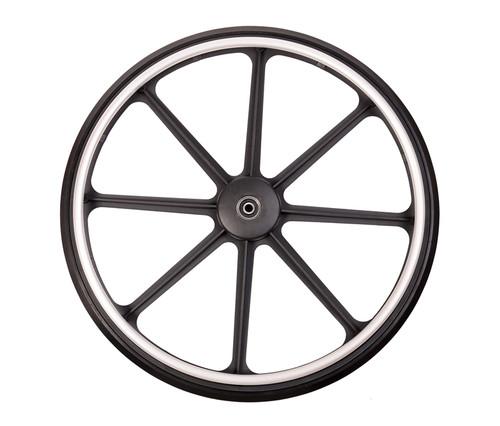 K4 Wheelchair Rear Wheel Assembly W/Hand Rim