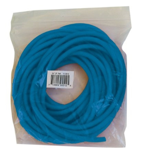 Exercise Resistance Tubing CanDo Low Powder Tan Length Light Resistance