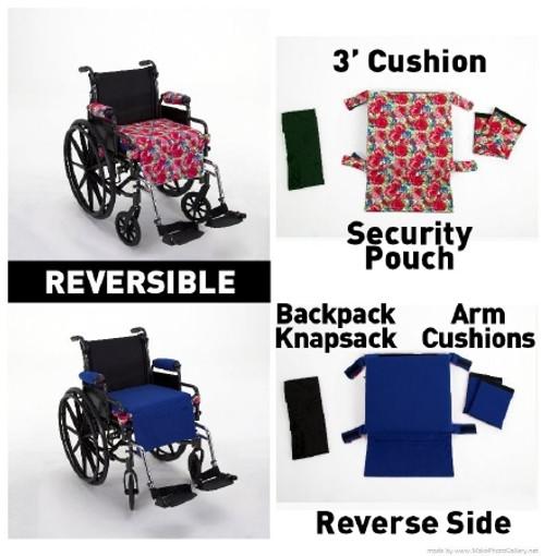 Wheelchair Solutions Wheelie Styles Seat Cushion