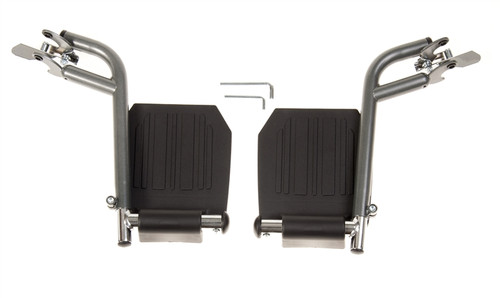 Wheelchair Footrest Assembly