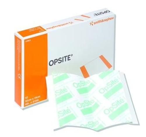 opsite transparent adhesive dressing