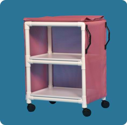 """Standard Line Multi-Purpose Cart With Two 26"""" X 20"""" Shelves"""