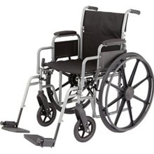 K3 Lightweight Wheelchairs, Blue