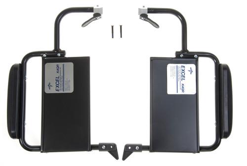 K4 Wheelchair Desk Length Arm Swing Back