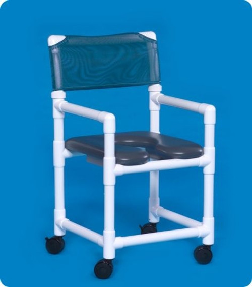Soft Seat Standard Line Shower Chairs - VLOF17
