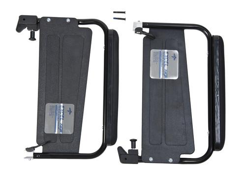 K4 Wheelchair Full Length Swing Back Arm