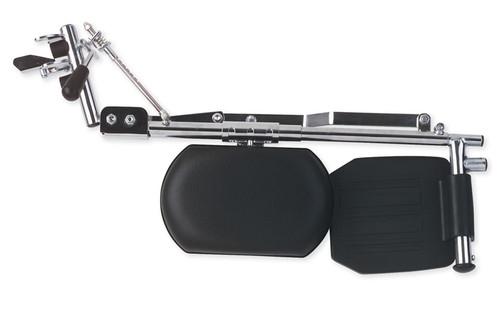 Hemi-Wheelchair Articulating Legrest