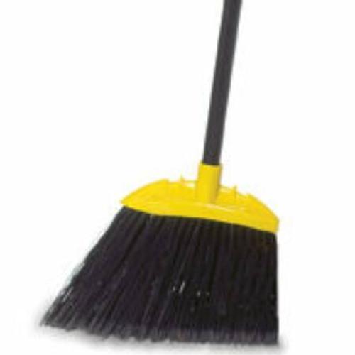 Angle Broom, Rubbermaid - Black