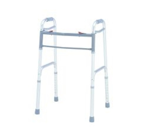 Merits Health Products Deluxe Dual Release Folding Walker