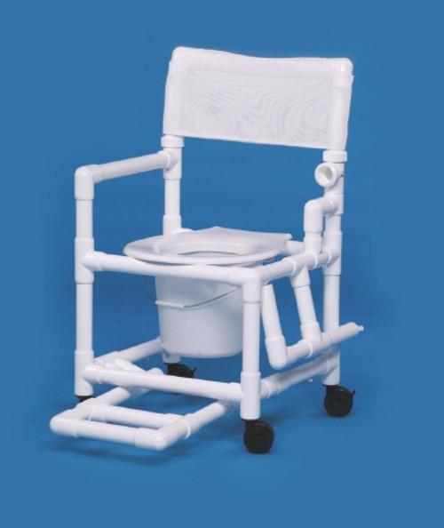 IPU Standard Commode / Shower Chair