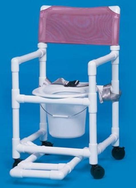IPU Standard Commode / Shower Chair 1