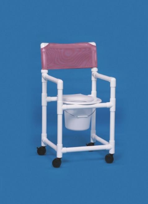 IPU Standard Commode / Shower Chair 2