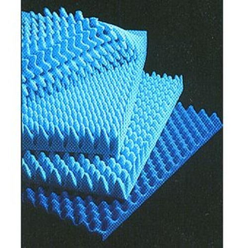 Environmentally Friendly Convoluted Foam Hospital Bed Pads