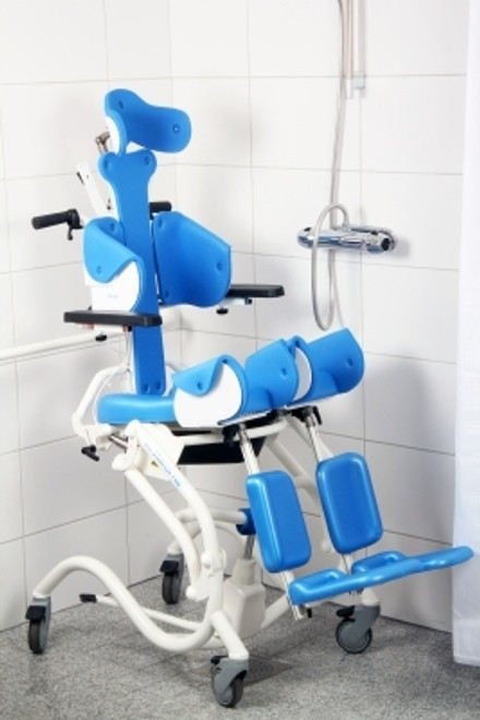 Starfish Pro Shower and Commode Chair for Children