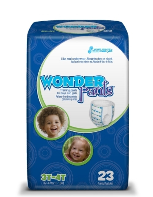 Toddler Training Pants WonderPants Pull On Disposable Heavy Absorbency