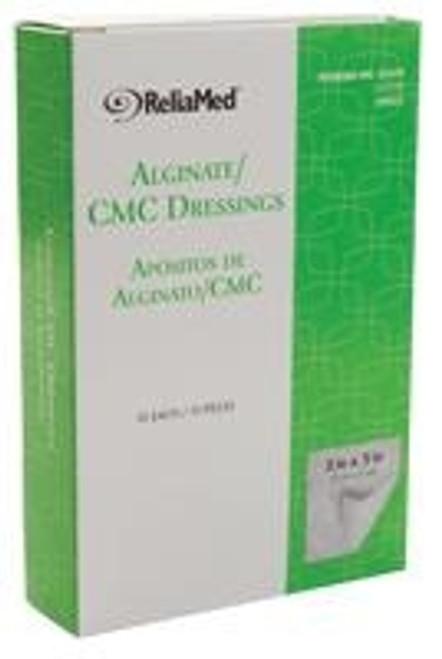 ReliaMed Alginate/CMC Dressings