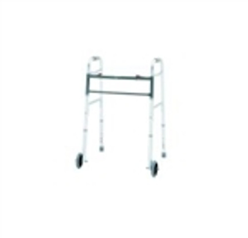 Merits Health Products Bariatric Dual Release Folding Walker 1