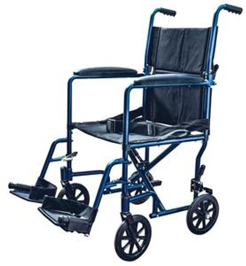 Aluminum Lightweight Transport Chair