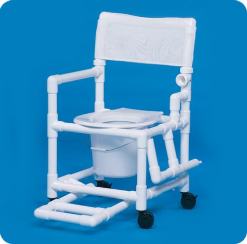 Standard Line Shower Chair Commode - VLSC17PFRLDA