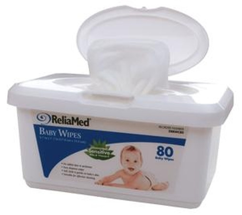ReliaMed Baby Wipes
