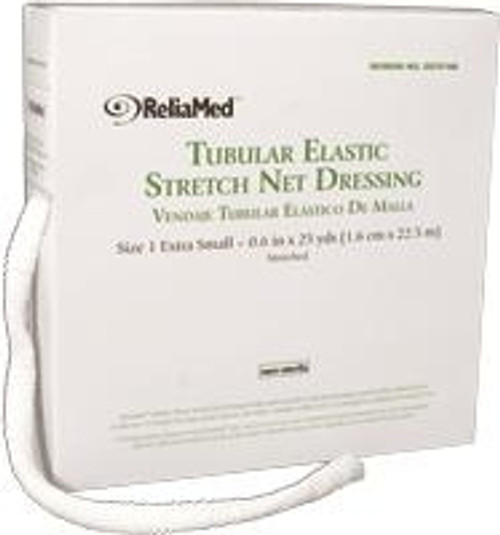 ReliaMed Tubular Elastic Stretch Net Dressings - Hand, Arm, Leg and Foot