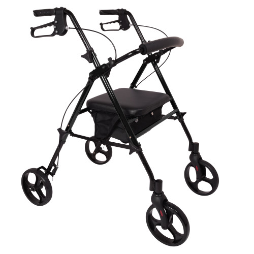 ProBasics Aluminum Height Adjustable Rollator