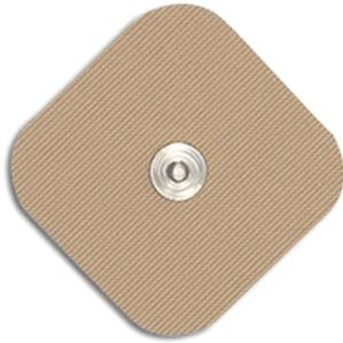 """Unipatch™ Re-Ply® Self-Adhering and Reusable Stimulating Electrode, Snap-connection 2"""" x 2"""""""
