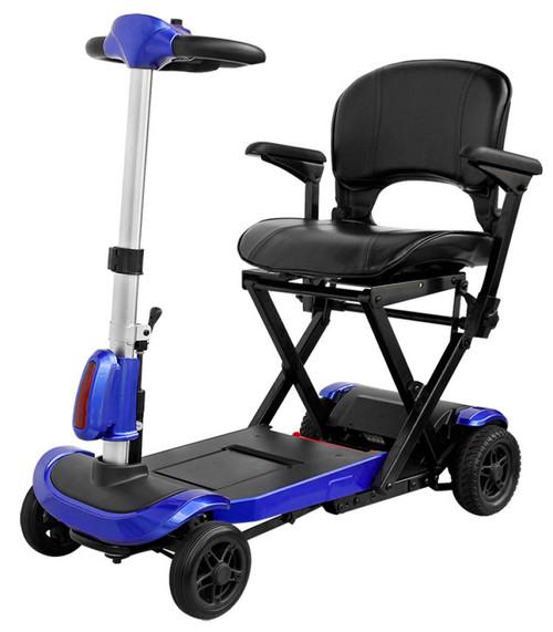 ZooMe Auto-Flex Folding Travel Scooter