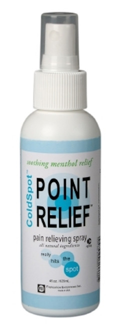 Pain Relief Point Relief