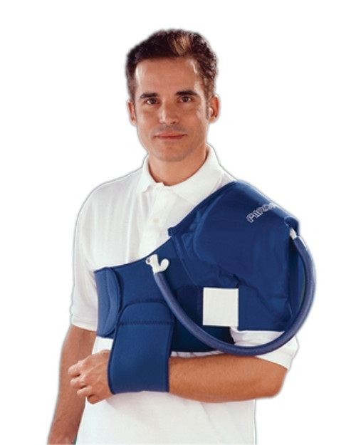 AirCast CryoCuff Shoulder Cuff With Gravity Feed Cooler