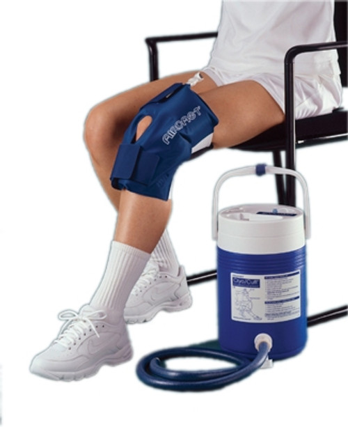 Knee Cuff Only - Medium - for AirCast CryoCuff System