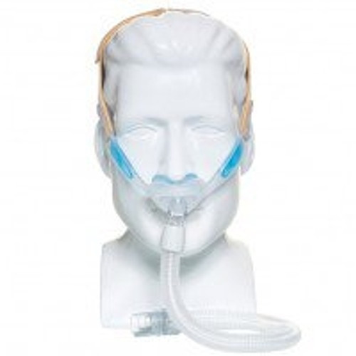CPAP Mask with Gel Nasal Pillows