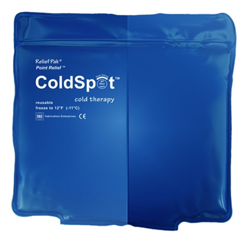relief pak coldspot blue vinyl pack