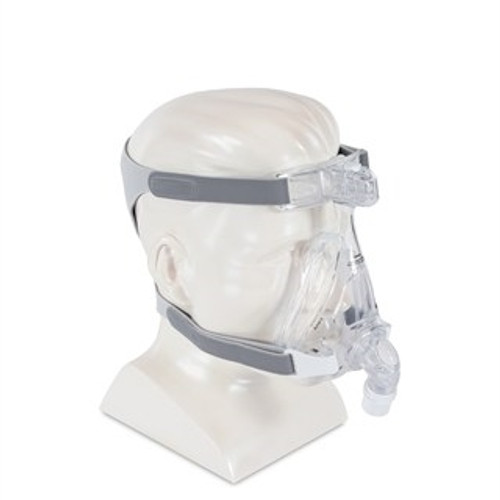 Respironics Amara Full Face CPAP Mask and Headgear