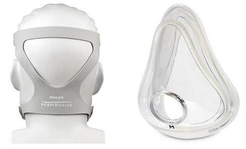 Amara Mask Replacement Parts - Headgear or Cushions