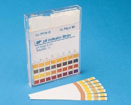 pH Test Strip S/P 0 - 14