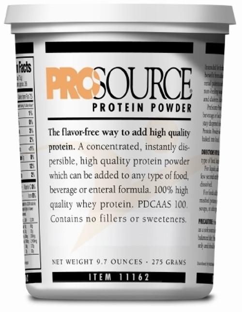 Protein Supplement ProSource Tub Powder