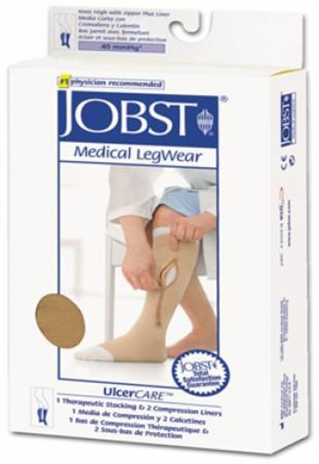 Compression Stocking and Liner