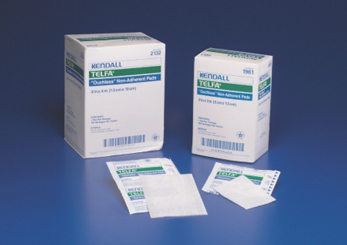 Non-Adherent Dressing TelfaOuchless Cotton Sterile